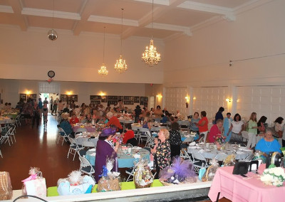 The Woman's Club of Bakersfield - Festival of Baskets